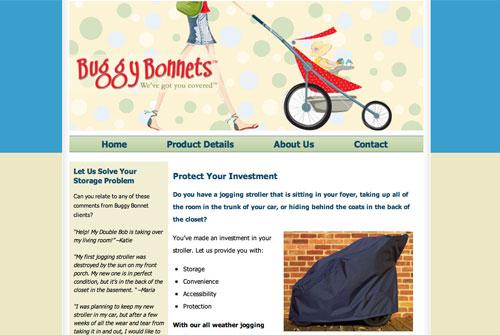 Buggy Bonnets