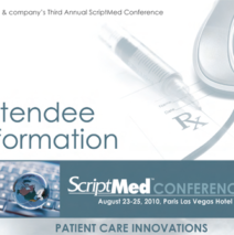 ScriptMed 2010 Brochures
