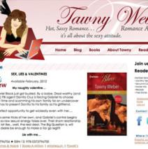 Tawny Weber Website