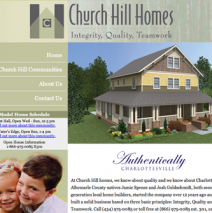 Church Hill Homes